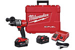 2902-22 Milwaukee M18 1/2'' Brushless Hammer Drill Kit
