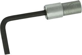 068166 Mountz TBIH Torque Wrench 9/64'' Hex Key Head