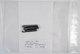 Drill Reamer, .2460 Diameter, 0.1285 Pilot, HSS, 1.75'' OAL, 1500-01