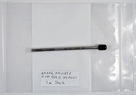 Chucking Reamer, .1990 Diameter, 0.1850 Pilot, HSS, 6'' OAL, RMA0R199U185Z