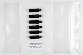 1/4-28 Thread Reamer, .3870 Diameter, 0.3730 Pilot, HSS, .75'' OAL, RMA2S387U373Z.75