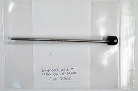 Chucking Reamer, .1990 Diameter, 0.1860 Pilot, COBALT, 7'' OAL, RMB0S199U186Z7