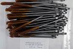 1/4-28 Thread Reamer, .2188 Diameter, 0.2500 Pilot, HSS, 6'' OAL, RMA2S2188U250X6
