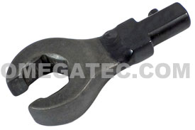 LF 142 Utica Torque Wrench Flare Nut Interchangeable Head ''A'' Size - SAE