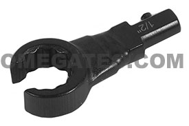 LF 162 Utica Torque Wrench Flare Nut Interchangeable Head ''A'' Size - SAE